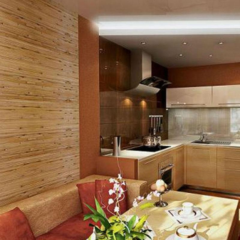 Фото: бамбукові шпалери